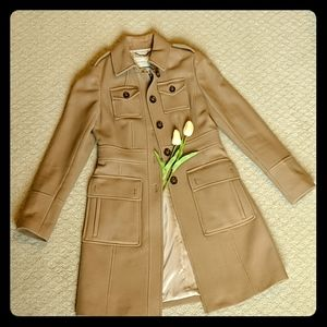 Banana Republic - Camel Military Coat